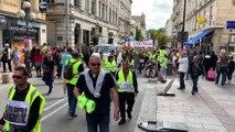 Nouvelle mobilisation des Gilets jaunes à Avignon