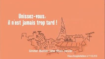 Unissez vous il n'est jamais trop tard - VO Français Sous titres anglais