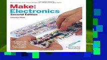 Make: Electronics: Learning Through Discovery (Make: Technology on Your Time)