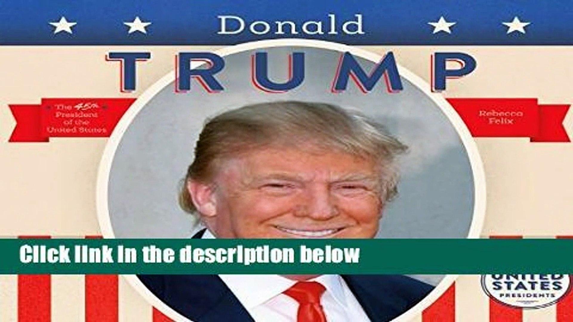 Donald Trump (United States Presidents *2017)