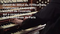 Le grand orgue de Notre-Dame ne devra pas être démonté indique un organiste