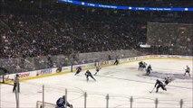 hockey night in Canada Toronto Maple leaves vs Las Vegas Golden Knights