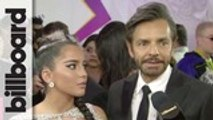 Eugenio Derbez Talks Juan Luis Guerra & His Next Film | Billboard Latin Music Awards 2019