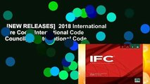 [NEW RELEASES]  2018 International Fire Code (International Code Council) by International Code