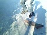 comment casser une planche de skate