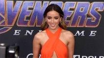 """Chloe Bennet """"Avengers Endgame"""" World Premiere Purple Carpet"""