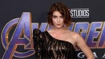 "Kiersten Dolbec ""Avengers: Endgame"" World Premiere Purple Carpet"