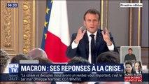 Impôts, retraites, écoles... Ce qu'il faut retenir des annonces d'Emmanuel Macron