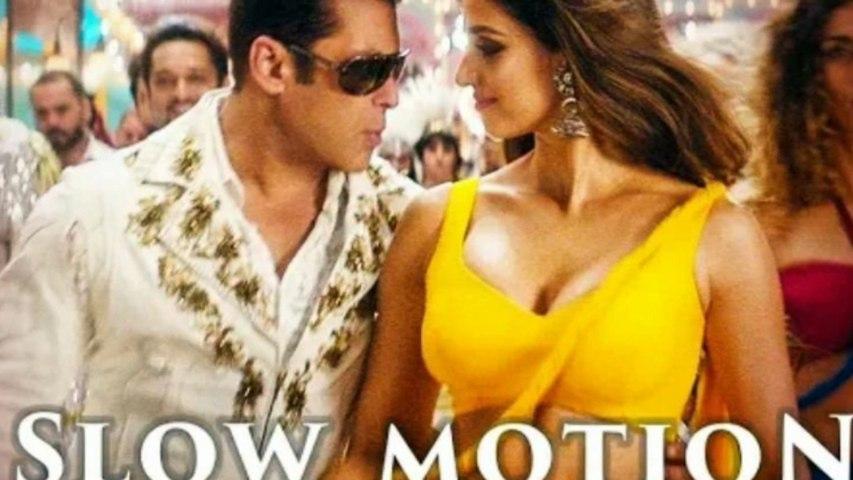 Slow Motion song Bharat Movie, Salman khan Disha Patani स्लो मोशन