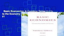 Basic Economics: A Common Sense Guide to the Economy  Best Sellers Rank : #1
