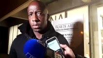"""Souleymane Diawara à la sortie de son procès à Digne-les-Bains jeudi 25 avril :  """"Je ne suis pas un voyou... Je ne sais jouer qu'au football"""""""