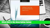 Caia Level II: Advanced Core Topics in Alternative Investments  Best Sellers Rank : #5