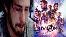 Avengers Endgame: Captain America aka Chris Evans CRIES after watching Avenger; Check Out |FilmiBeat