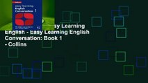 PDF] Easy Learning French Conversation (Collins Easy Learning French