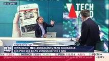 Le Regard sur la Tech: Open Data, Bercy ouvre ses données sur les ventes de biens immobiliers - 25/04