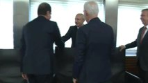 Kılıçdaroğlu, Partili Büyükşehir Belediye Başkanları ile Toplantı Yaptı (3)