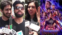 Avengers Endgame Public Review: Robert Downery Jr | Chris Evans | Joe Russo | Mark Ruffalo FilmiBeat