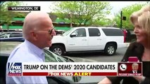 Donald Trump Slams 2020 Democrats