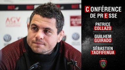 Conférence de presse d'avant-match J23 Toulon-Bordeaux
