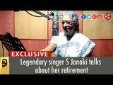 Legendary Singer S Janaki Talks about her retirement to Puthiya Thalaimurai | Exclusive