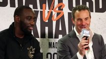 'TELL THE TRUTH!' - TERENCE CRAWFORD v AMIR KHAN (COMPLETE) JOINT POST-FIGHT PRESS CONFERENCE @ MSG