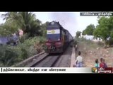 Body of a lorry driver retrieved from the railway tracks at Kovilpatti, Tuticorin district