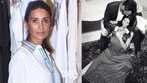 Arjun Rampal's ex-wife Mehr Jesia reacts on Gabriella Demetriades's pregnancy   FilmiBeat