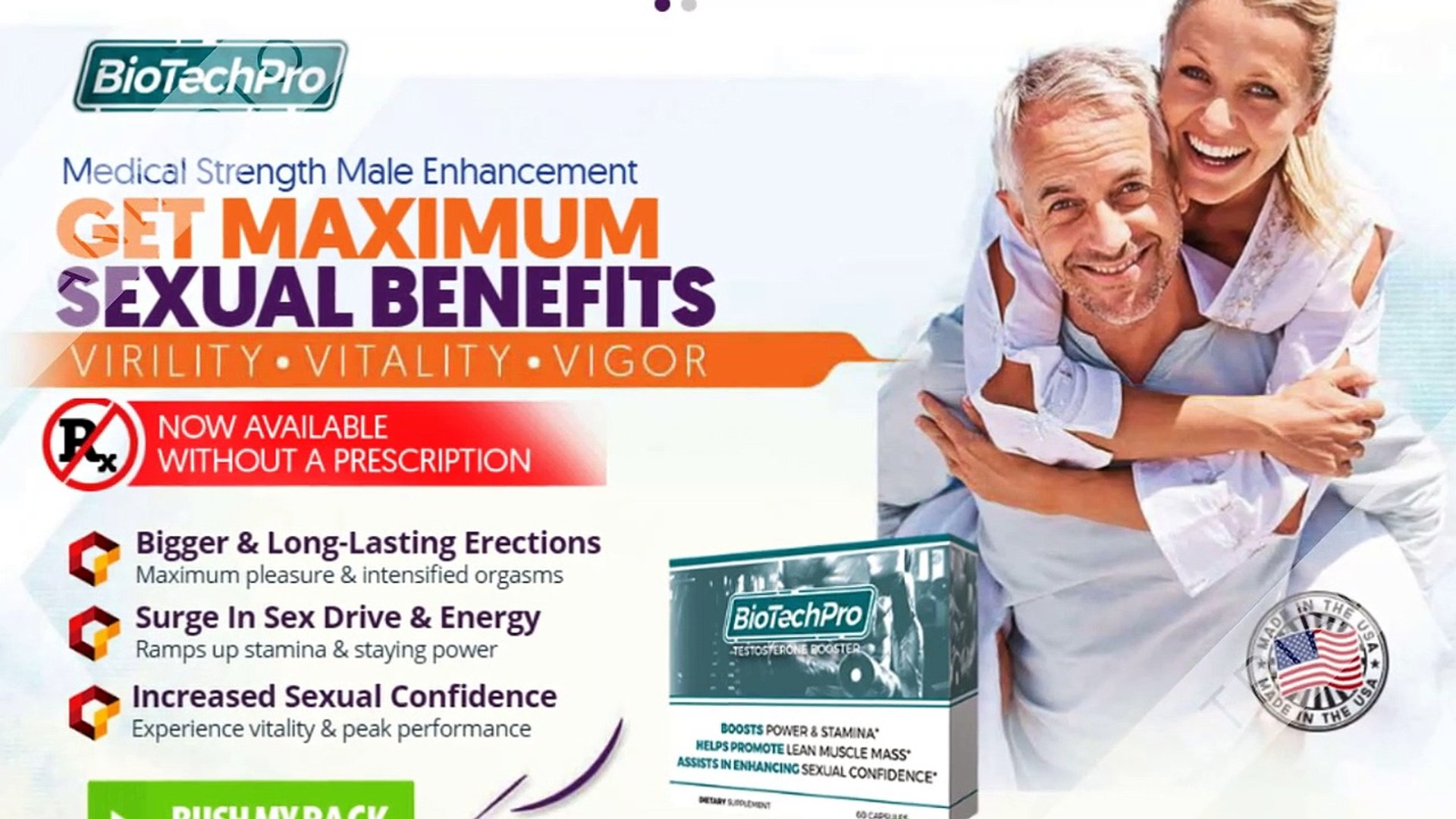 Biotech Pro Supports Healthy Muscle Function Video Dailymotion