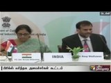 Commerce minister Nirmala Sitharaman participates at BRICS Trade ministers' meeting in Delhi