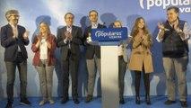 Cierra de campaña del PP Vasco
