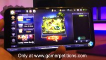 Mobile Legends Cheats - 3in1 - Get Diamonds, Points and Tickets