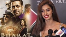 Bharat: Disha Patani shares her experience on working with Salman Khan   FilmiBeat