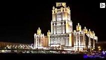 Las impresionantes vistas de Moscú, la ciudad más grande de Rusia