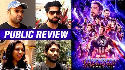 Avengers: Endgame Public Review