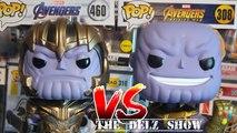Marvel Endgame Hulk VS Thanos Funko Pop Barnes & Nobles Exclusive 2