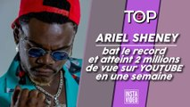 Ariel Sheney bat le record de nombre de vues sur YouTube en CI