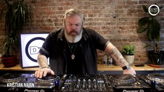 Game Of Thrones star, Hodor AKA Kristian Nairn live from #DJMagHQ