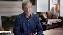 Trump Again Attacks 'Weirdo' Tom Steyer, Says He Didn't Have 'Guts Or Money' To Run For President