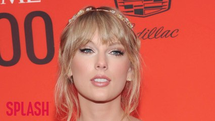 Taylor Swift Inspired By Pet Cats