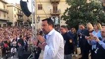 Matteo Salvini attacca Fabio Fazio