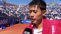 ATP - Barcelone 2019 - Kei Nishikori, deux mois sans rien et le Japonais renait sur terre !