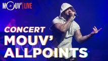 Concert Mouv' x AllPoints : Youssoupha, Seth Gueko, S. Pri Noir, Landy, Elams