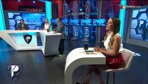 José Manuel Villegas, es invidente y su pasión por el futbol es grande. | Azteca Deportes