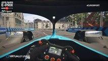 Un tour du circuit de l'ePrix de Pariscomme s'y vous y étiez