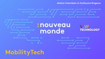 Mobility Tech : à quoi va ressembler la mobilité du futur ? (Nouveau Monde spécial Vivatech 2019)