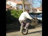 Debuts en monocycle