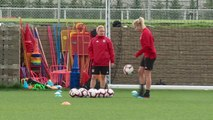 Lyon preparing for trip to ''rough team'' Chelsea for women's UCL final place