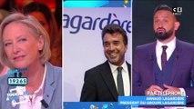 """Duoday"" : Arnaud Lagardère intervient en direct dans TPMP"