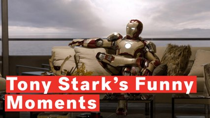 Iron Man's 5 Funniest Moments Ahead Of 'Avengers: Endgame'