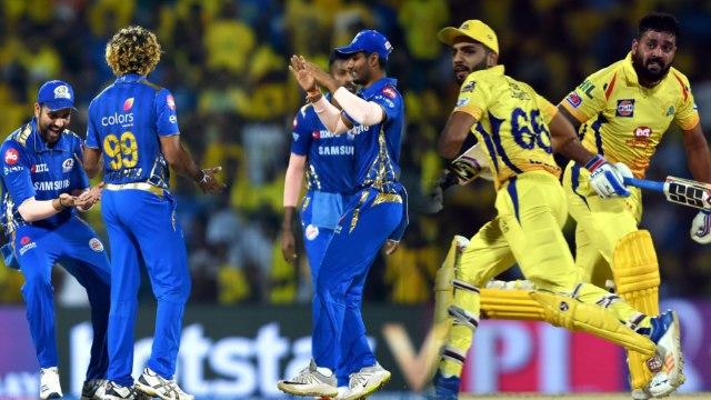 IPL 2019 CSK vs MI: Mumbai Indians beat Chennai Super Kings by 46 runs at Chennai | वनइंडिया हिंदी